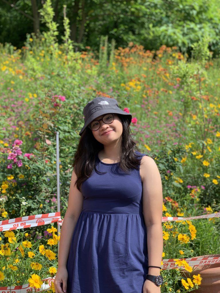 Mikaela, creator of Low Maintenance Traveler blog