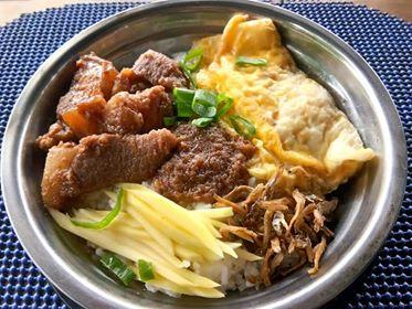 Kitchen Ad Lib's Bagoong Pork Rice