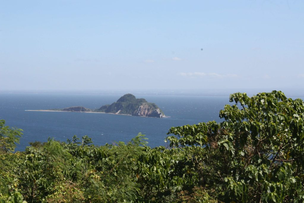 View of Caballo Island in Corregidor