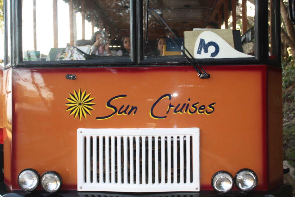 Sun Cruise tram