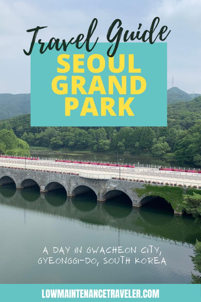 Seoul Grand Park -
