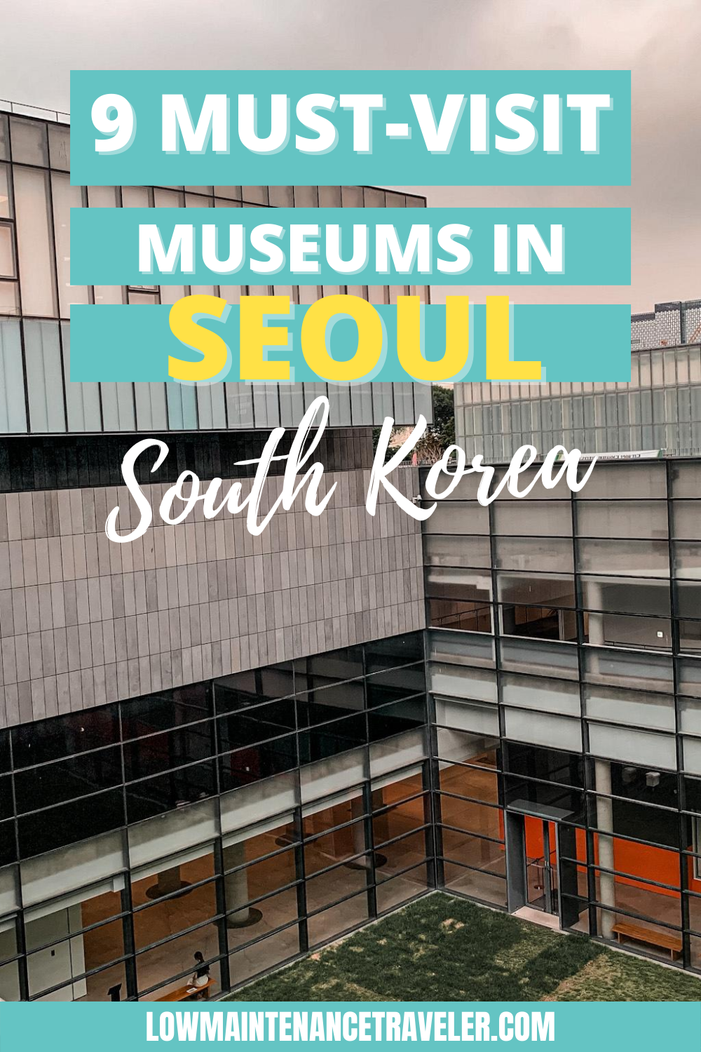 Museums in Seoul