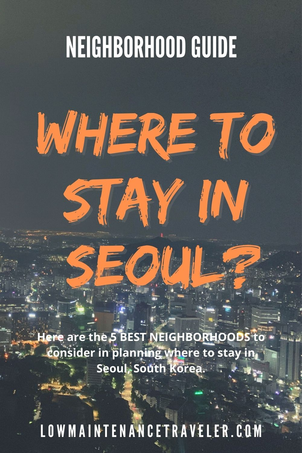 Where to stay in Seoul width=
