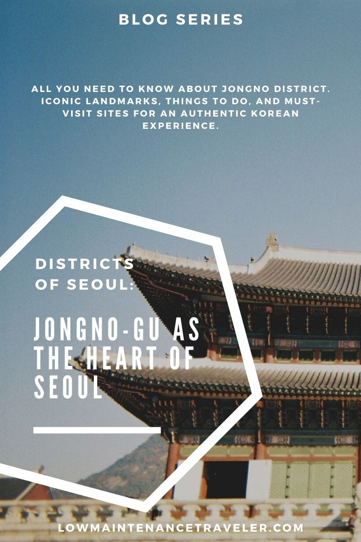 Jongno Seoul=