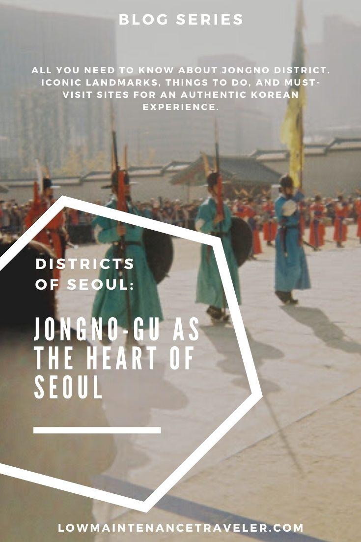 Jongno Seoul