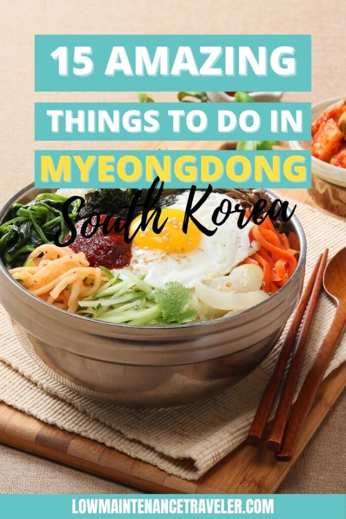 Things to do in Myeongdong and Jung District in Seoul, South Korea